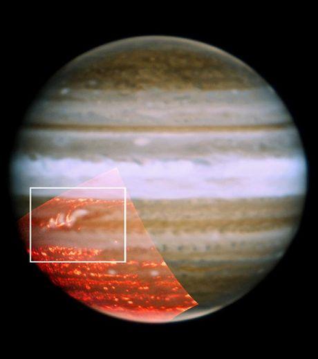 Юпитер мигрировал