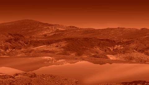 Жидкие озера на Титане могут полностью высохнуть