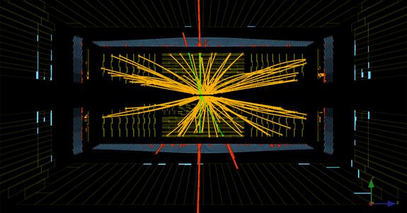 Бозон Хиггса предвещает гибель Вселенной