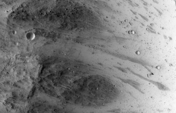 Geology of Mars  Wikipedia