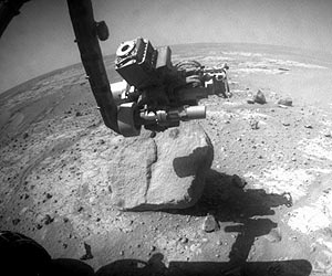 Оппортьюнити скоро преодолеет отметку в 36 км по Марсу