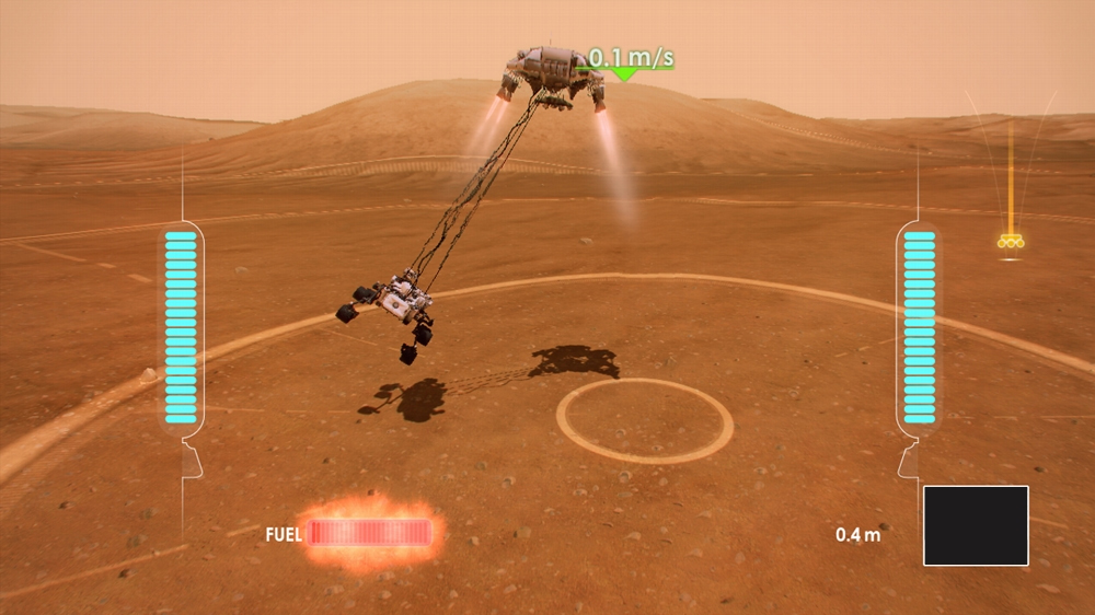 mars rover game messenger - photo #1
