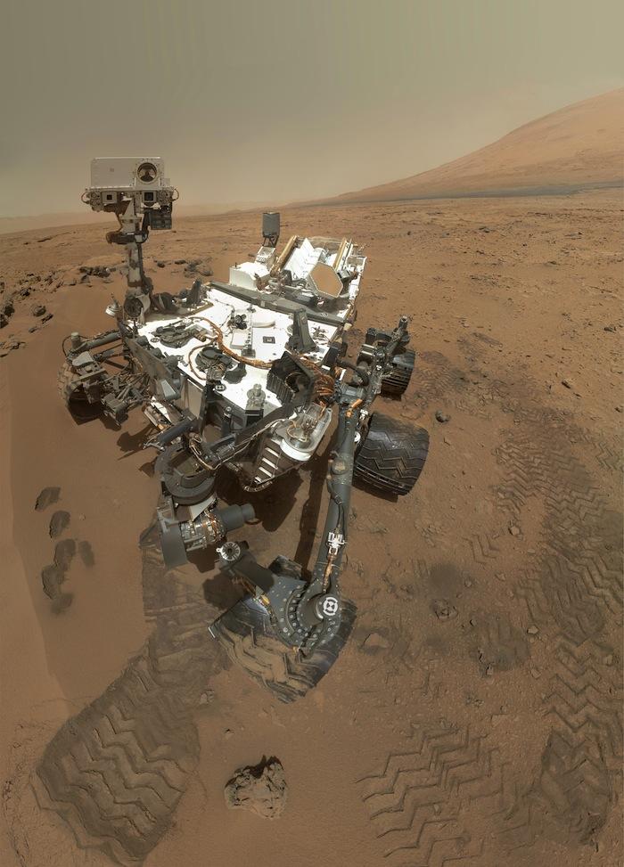 Перхлораты создают препятствия для изучения Марса