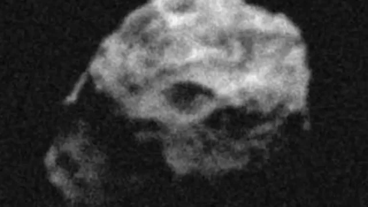 asteroid 1999 rq36 - 1280×720