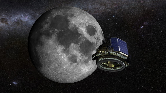 Moon Express представила свой аппарат для посадки на Луну