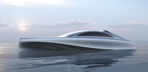 Серебряная Стрела Морей: Mercedes покоряет морские просторы