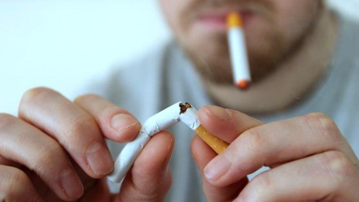 Резкое отвращение к курению причины