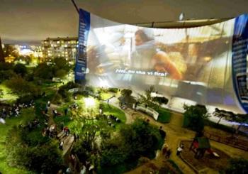 Nokia создала крупнейший в мире киноэкран