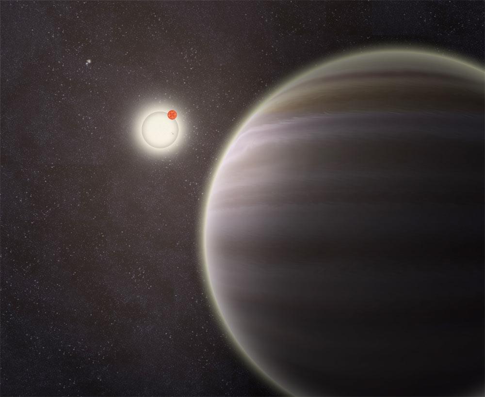 Жители Земли в скором времени могут получить два Солнца