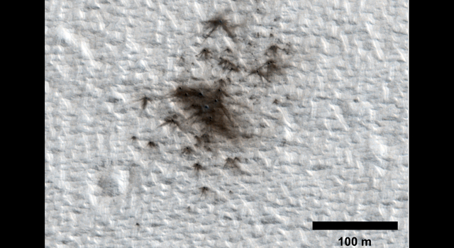 Что выяснил шпион о бомбардировке Марса астероидами?