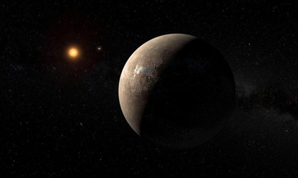 Планетолог: ближайшая экзопланета вполне может быть обитаема