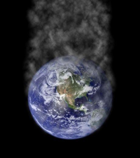 Les concentrations de gaz à effet de serre atteignent des sommets