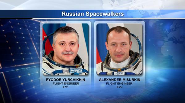 Сегодня россияне совершат выход в открытый космос