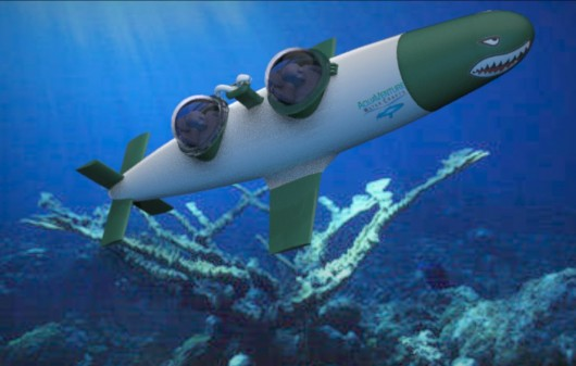 самая хорошая подводная лодка в мире