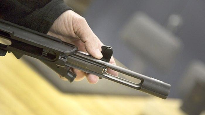 Новая технология сухой смазки может сократить расходы на содержание оружия