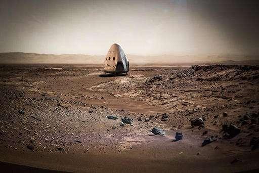 SpaceX назвала сроки отправки первой миссии наМарс— Сенсационное объявление
