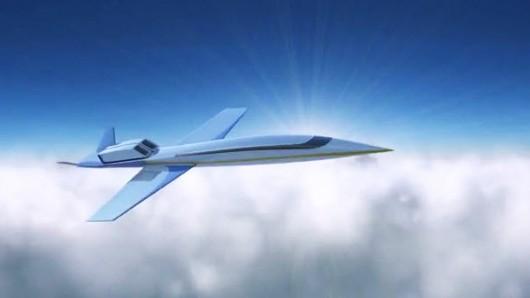 Spike S-512 может стать первым сверхзвуковым самолетом бизнес-класса в мире
