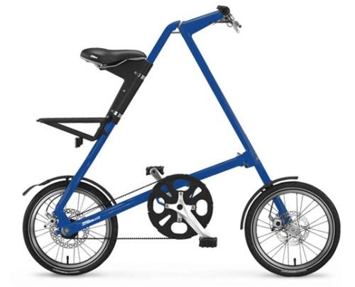Складные велосипеды: Велосипед Strida 5.0 - ВелоПитер.ру.