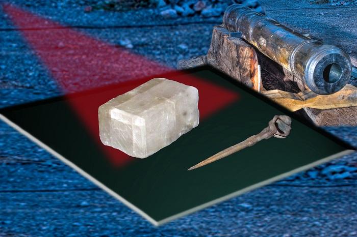Первые доказательства существования солнечного камня викингов