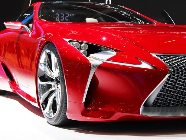Концепт Lexus LF-LC может пойти в серию в 2015 году