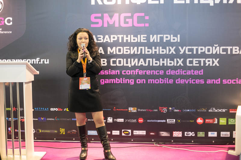 Как прошла вторая Social & Mobile Gambling Conference
