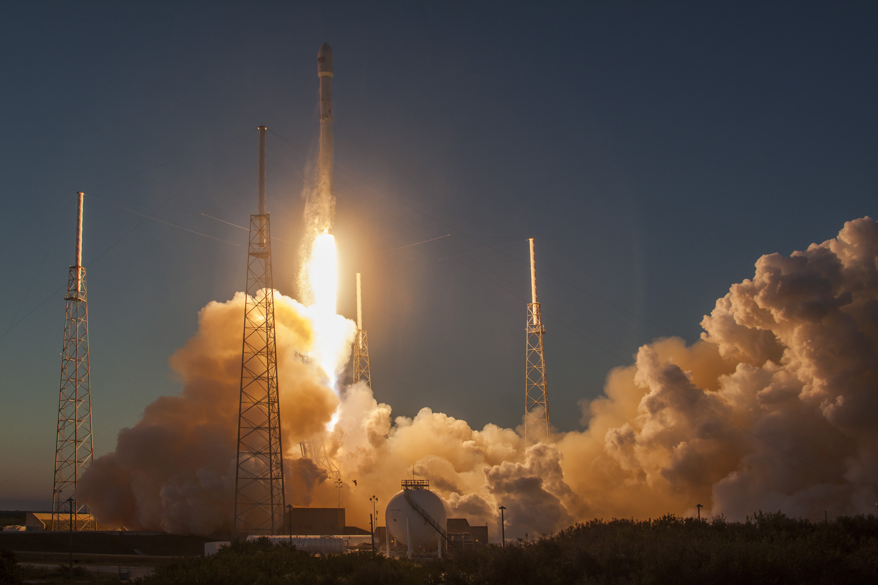 nasa satellite launch today - HD 3000×2000
