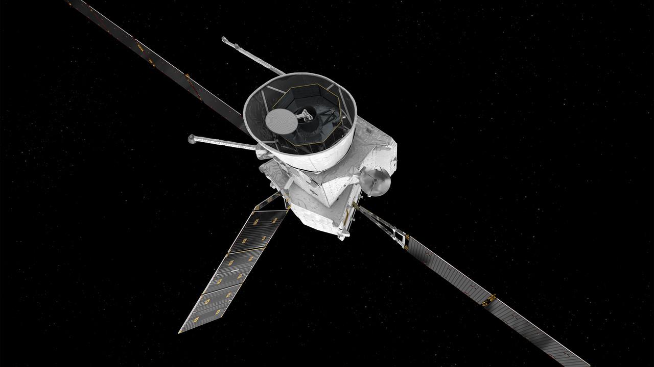Европейско-японский космический зонд стартовал кМеркурию